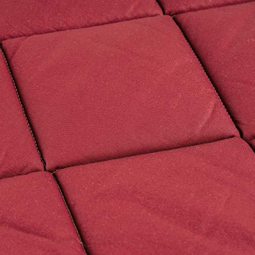山甚物産こたつ敷き布団正方形190×190cm綿100%ウレタンフォーム入りこたつ布団日本製50806ローズ[23]天板が普通