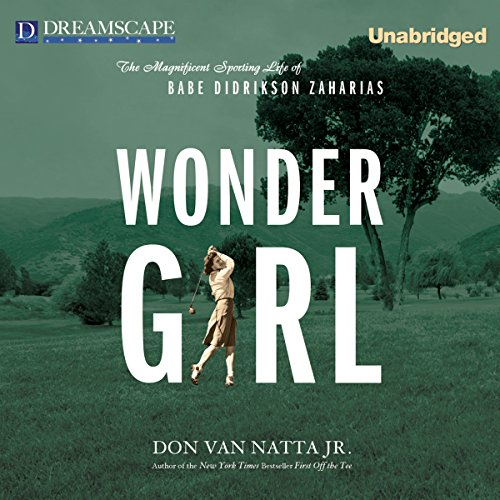 Wonder Girl cover art