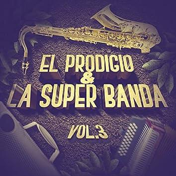 El Prodigio & La Súper Banda, Vol. 3