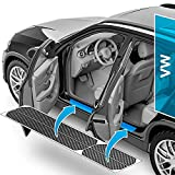 Battitacco Auto Antigraffio Pellicola - ID.3 I 2020-2021 - Protezione Accessori Tuning Portiera - Filo A Carbone