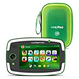 LeapFrog LeapPad Platinum 7' HD Tablet with Carrying Case, Green