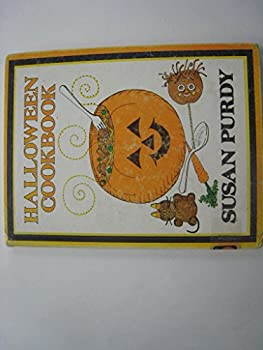 Halloween Cookbook (A Holiday Cookbook) 0531013200 Book Cover