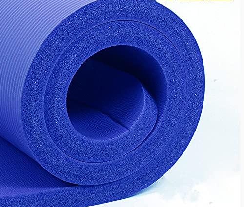 Yoga Mat 30mm Tappetino Di Fitness Per Bambini 20mm Tappetino Per Il Pavimento Domestico 30mm 30mm spessore - blu scuro