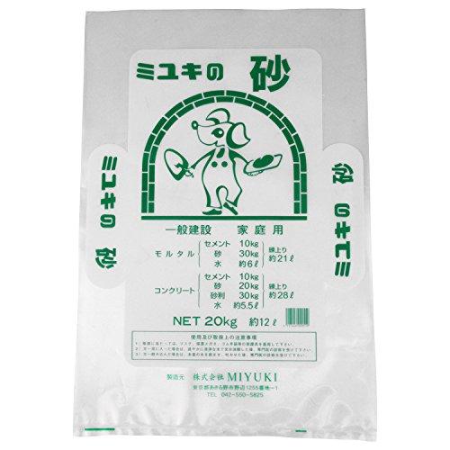MIYUKI ミユキの砂 20kg