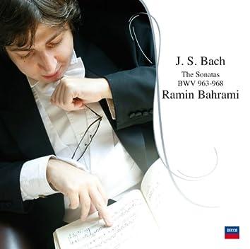 J.S. Bach: The Sonatas BWV 963-968