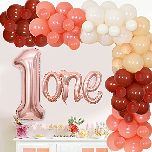 1st Birthday Decorations for Girl