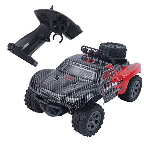 Read About HCSW 2.4GHZ Mountain Bigfoot Off-Road Vehicle 1:18 Remote Control Racing Car Remote Contr...
