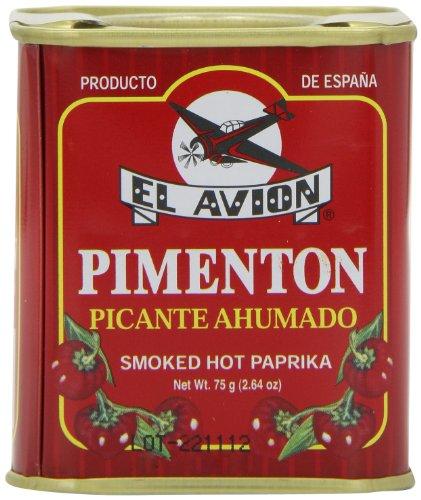 El Avion Smoked Hot Paprika