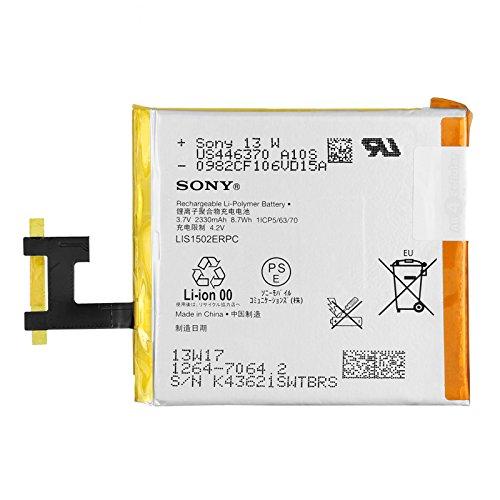 Sony-Batería para Sony Xperia Z L36H LIS1502ERPC (2330) mAh