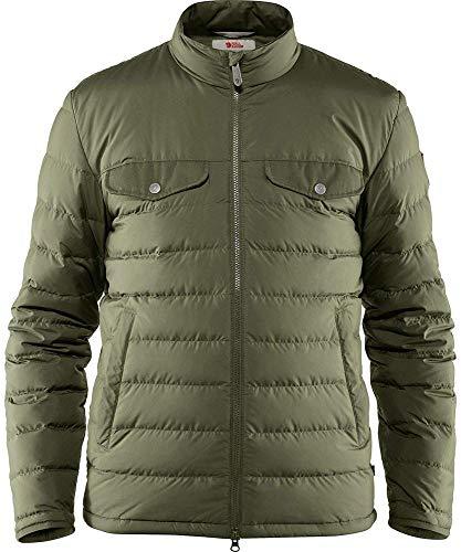 FJALLRAVEN Herren Greenland Down Liner Jacket M Weste, grün, S