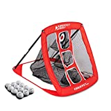 Rukket Pop Up Golf Chipping Net | Outdoor / Indoor Golfing Target...