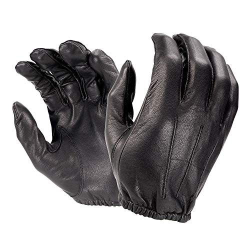 Hatch SG20P Dura-Thin Police Duty Glove - Black, Large