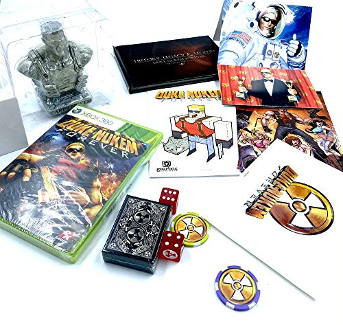 Duke Nukem : Forever - Édition Balls Of Steel Collector [Edizione: Francia]