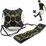 MGRETT Fußball Kick Trainer, Solo Fußballtraining Fussball Trainingsgeräte, Kinder...