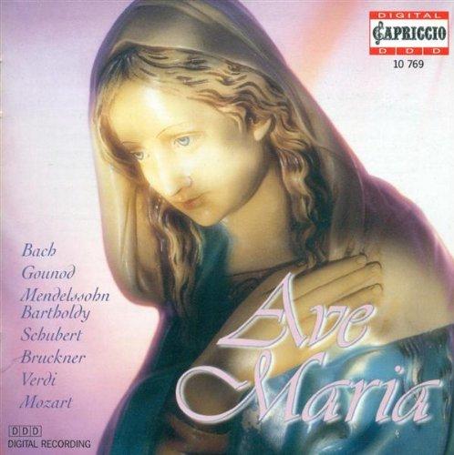 3 Kirchenmusiken, Op. 23: No. 2. Ave maria