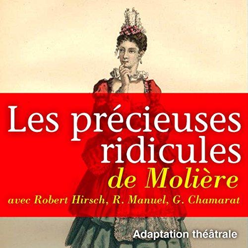 Les précieuses ridicules audiobook cover art