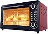 Best Convection Ovens - 48L Multi-Function Oven,Temperature Adjustment 100-250 ℃ And 60 Review