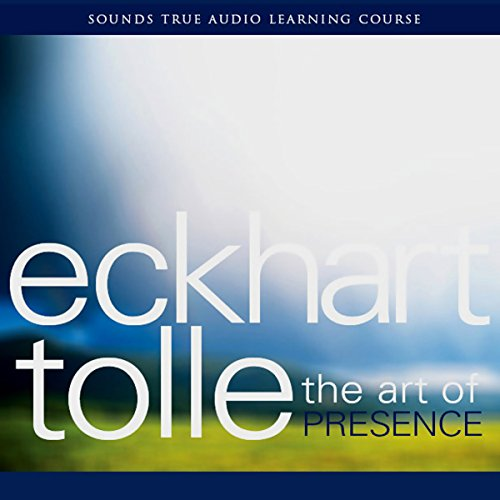 The Art of Presence audiobook cover art