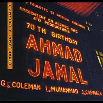 A L'Olympia (feat. George Coleman, Idris Muhammad & James Cammack) [Live]