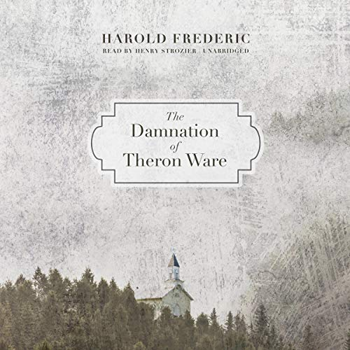 『The Damnation of Theron Ware』のカバーアート