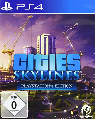 Cities: Skylines - PlayStation 4 [Edizione: Germania]