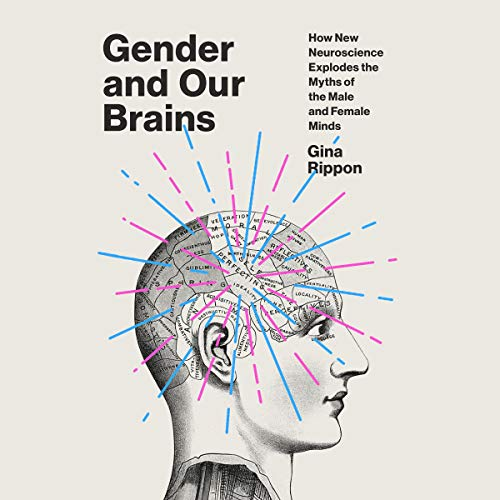 Gender and Our Brains audiobook cover art