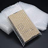 """50 Pack of Premium Bubble pouches (4""""x8"""") - Bubble Pouches for Moving, Shipping, and Storage"""