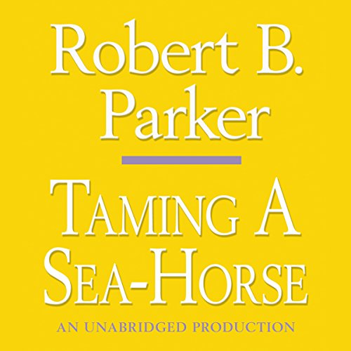 Taming a Sea-Horse cover art