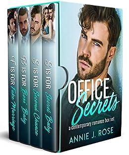 Office Secrets: A Contemporary Romance Box Set by [Annie J. Rose]