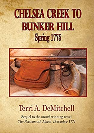 Chelsea Creek to Bunker Hill