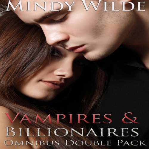 Vampires & Billionaires audiobook cover art