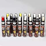 n n Fill Paint Pen Car Scratch Repair Black Touch Up Paint Special-Purpose Paint Touch-up Pen Multi-Color Optional for Various Cars (Black)