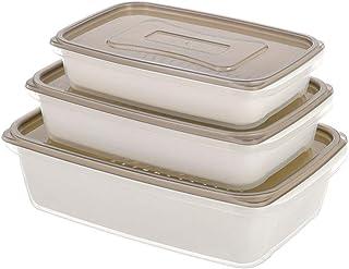 WWJHH-Food storage box Boîte de Rangement de Cuisine Récipient de Nourriture - 3 Sets - Joint en Plastique - boîte de Rang...