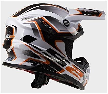 61//62 LS2 MX456 Single Mono Cross Helm XL