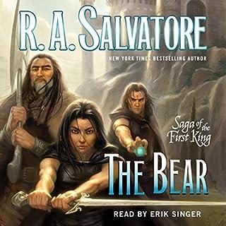 Page de couverture de The Bear