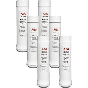 AEG 3AEGPPF, pack de 3 kits pre/post filtres pour Osmoseur vous fournit 18 mois d'eau filtrée. Un gain de temps et une tranquillité sans précédent