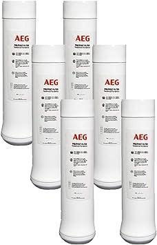 Cartouche de remplacement Filtre Instantan/é AEG AEG Blanc
