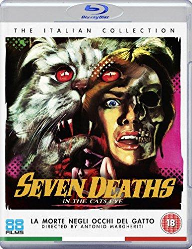 Seven Deaths in the Cats Eye [Edizione: Regno Unito]