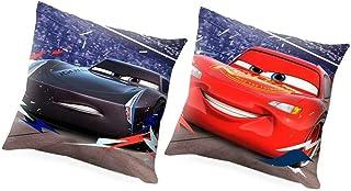 Cars Cojin 40x40cm, Multicolor, Única