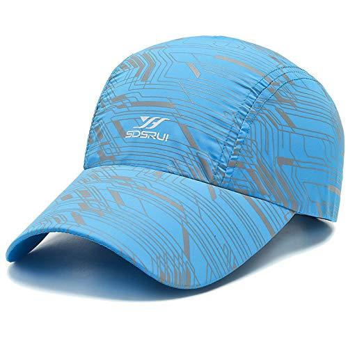 wtnhz Modische Kleidungsstücke Sonnenschutz Sonnenhut Outdoor-Radsport Sportkappe Baseballkappe weibliche atmungsaktive Kappe Flut Geschenk