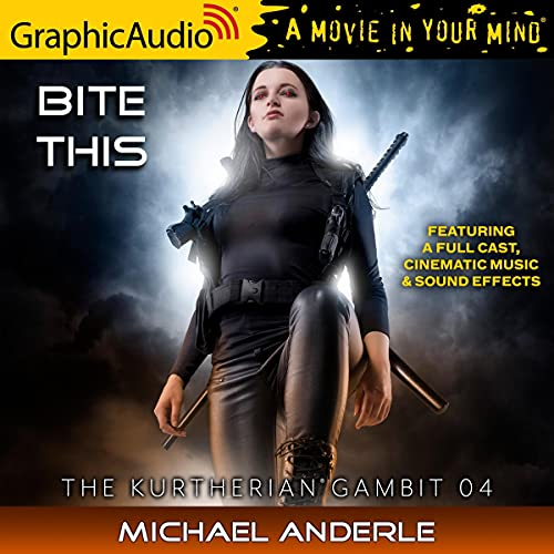 Bite This [Dramatized Adaptation] cover art