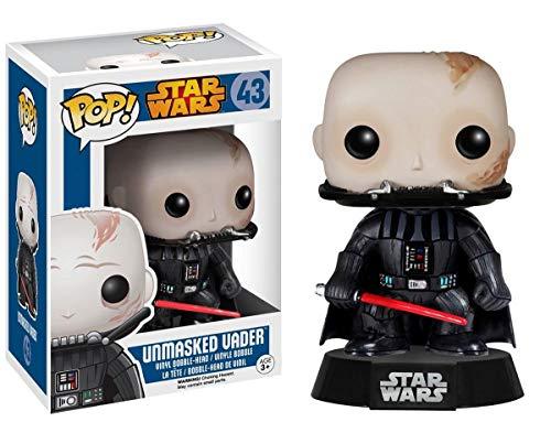 Funko Pop! Star Wars - Unmasked Vader