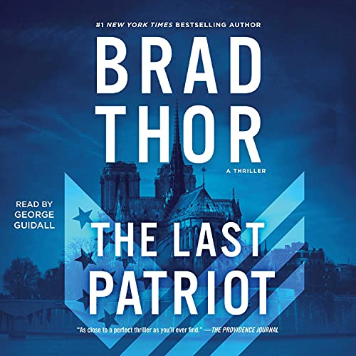 The Last Patriot cover art