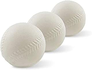 Fisher-Price Triple Hit Foam Baseball - (3pk) Replacement Balls,White