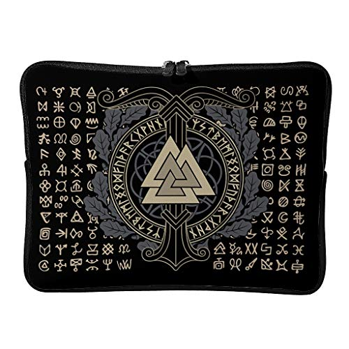 Viking Daily Laptop Bags Novelty Reusable - Viking Tablet Briefcase Suitable for Indoor Use