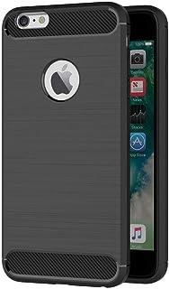 MaiJin Funda para Apple iPhone 6 / iPhone 6S (4,7 Pulgadas) TPU Silicona Carcasa Fundas Protectora con Shock Absorción y D...