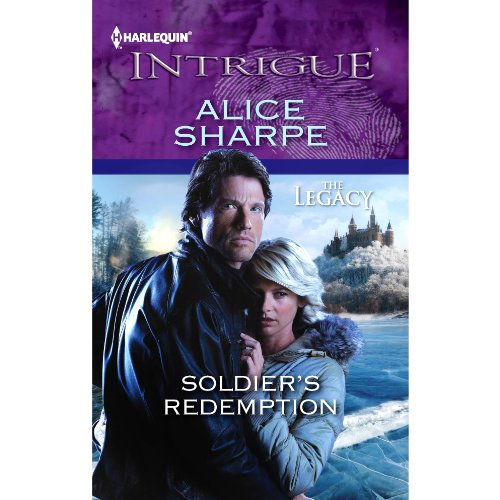 Soldier's Redemption audiobook cover art