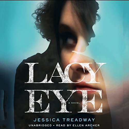 Lacy Eye audiobook cover art