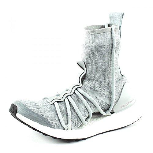 Adidas Ultraboost X Mid, Zapatillas de Deporte para Mujer, Gris (Piedra/Blabas/Egggry 000), 40 EU