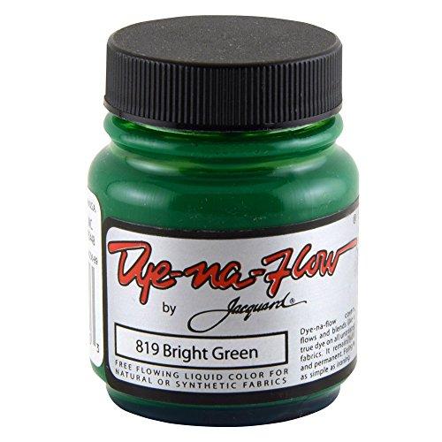 Jacquard Dye-Na-Flow 2.25 OZ Bright Green